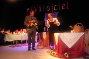 Wieczór autorski z Anną Błachucką 2012